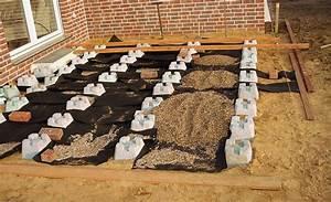 Terrasse Bauen Beton : die besten 25 terrasse unterkonstruktion ideen auf pinterest unterkonstruktion bankirai ~ Orissabook.com Haus und Dekorationen