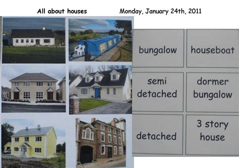 types of homes history geography and sphe site looking at houses senior infants