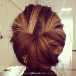 Medium Length Hair Easy Updo Hairstyles