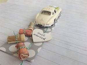 Geldgeschenk Zur Hochzeit Hochzeitsauto Mercedes Benz