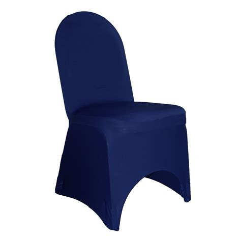 spandex banquet chair cover navy blue wholesale chair covers