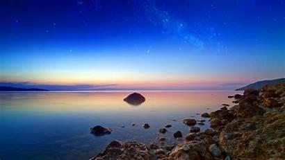 Desktop Moonlight Beach Info Cayman Islands Soft