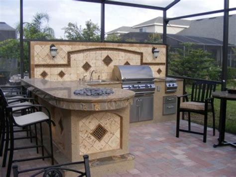 rustic outdoor kitchen ideas rustic outdoor kitchen designs ideas for the home pinterest