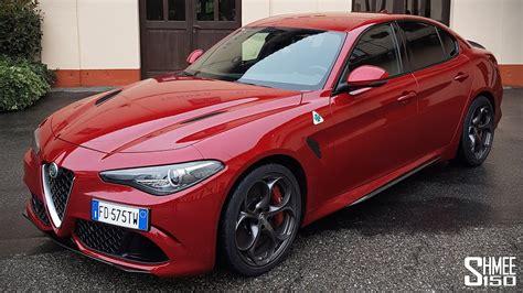 The New Alfa Romeo by How Is The New Alfa Romeo Giulia Quadrifoglio