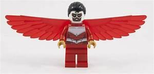 Lego Falcon Marvel | www.imgkid.com - The Image Kid Has It!