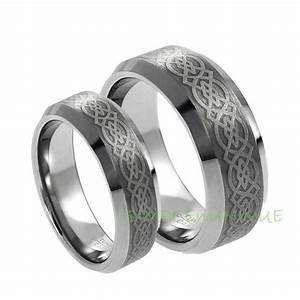 couple ringmatching wedding bandsceltic wedding rings With wedding rings couple set