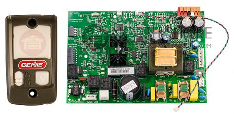genie  circuit board assembly