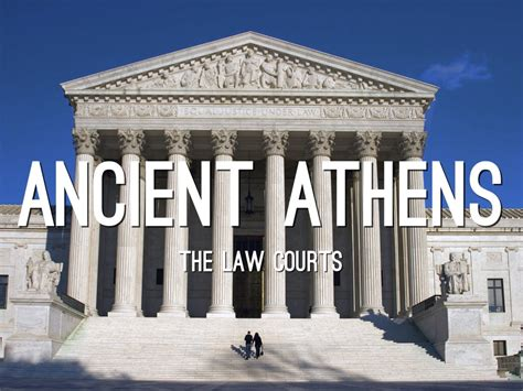 Deck Powerpoint by Athens The Law Courts By Kimberley Leighton