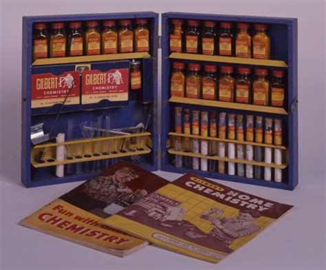 chemistry sets  eli whitney museum  workshop
