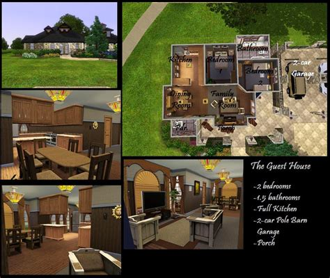 Big thank to @felixandresims for making this happens. Sims 3 6 Bedroom House | online information