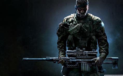 sniper ghost warrior  ultra hd desktop background
