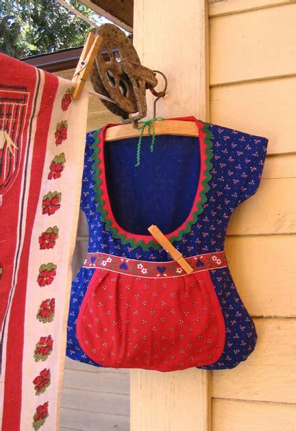 retro diy clothespin bag pattern