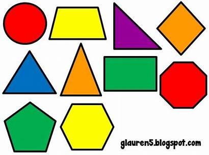 Shapes Clipart Clip Geometric Regard Station