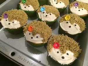 Hedgehog Cupcakes ThriftyFun