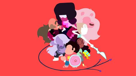 popular steven universe minimalist wallpaper full