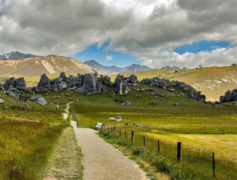 Mountains New Zealand Landscape · Free Photo On Pixabay