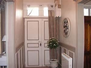 Decoration Porte Interieur : la porte d 39 entree buis et hortensias ~ Melissatoandfro.com Idées de Décoration