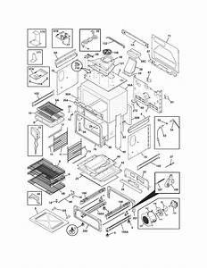 Electrolux Gas Range Parts