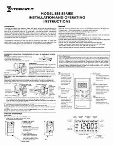 Download Free Pdf For Intermatic Cl1 Flood Lights Other Manual