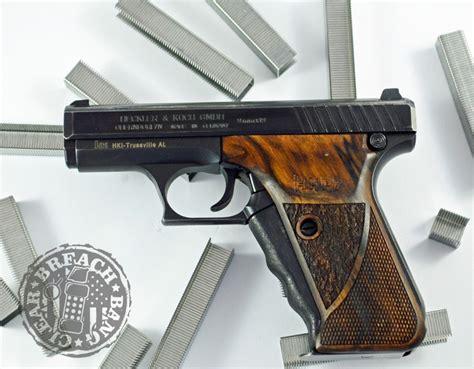 wtw hk p tactical staple gun breach bang clear
