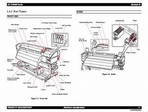 Epson Surecolor S30600 S30610 S30670 Service Manual