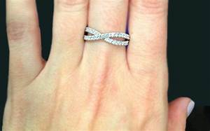 wedding band on middle finger wedding bands design ideas With where should the wedding ring be worn