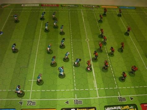 madfin designed rugby miniatures   rugby board game