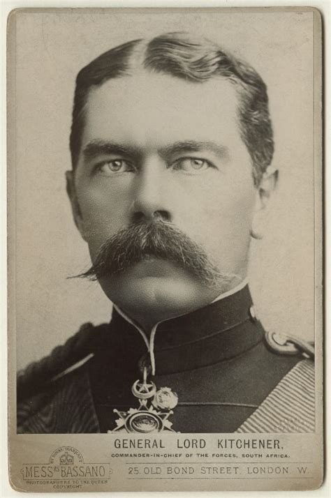 Collection Kitchener by Npg X127983 Herbert Kitchener 1st Earl Kitchener Large