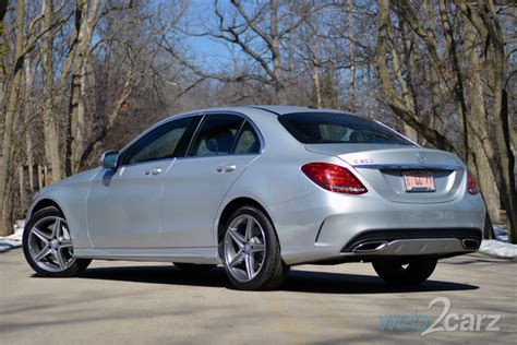 2015 C300 4matic Review by 2015 Mercedes C300 4matic Review Web2carz