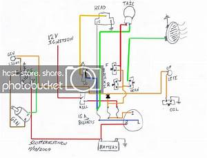 Ironhead 1972 Xlch Rigid Frame Wiring Diagram
