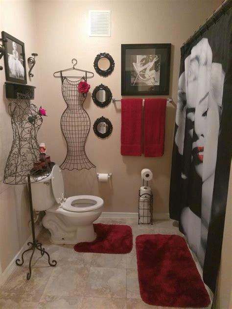 marilyn home decor the and black marilyn bathroom marilyn