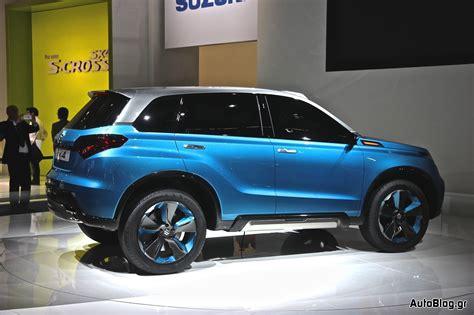 2018 Suzuki Iv 4 Concept Car Pictures