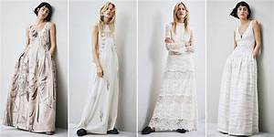 hm39s new eco bridal gowns collection wedding dresses on With h m wedding dress