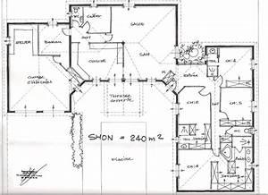 Maison Architecte Plan : plans de maison 150m2 ~ Dode.kayakingforconservation.com Idées de Décoration