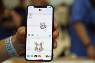 what does i in iphone iphone x animoji review popsugar australia tech