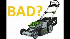 Ego Lawn Mower  Don U0026 39 T Buy It Before You Watch This