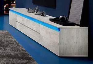 Lowboard 240 Cm : tecnos lowboard breite 240 cm online kaufen otto ~ Whattoseeinmadrid.com Haus und Dekorationen