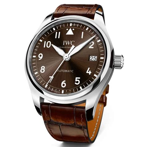 Iwc Pilot's Watch Automatic 36 Brown Dial