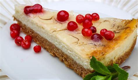 Receptes.lv - Klasiskā ceptā siera kūka