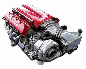 2003-2006 Dodge Viper SRT-10 Supercharger System | Paxton ...