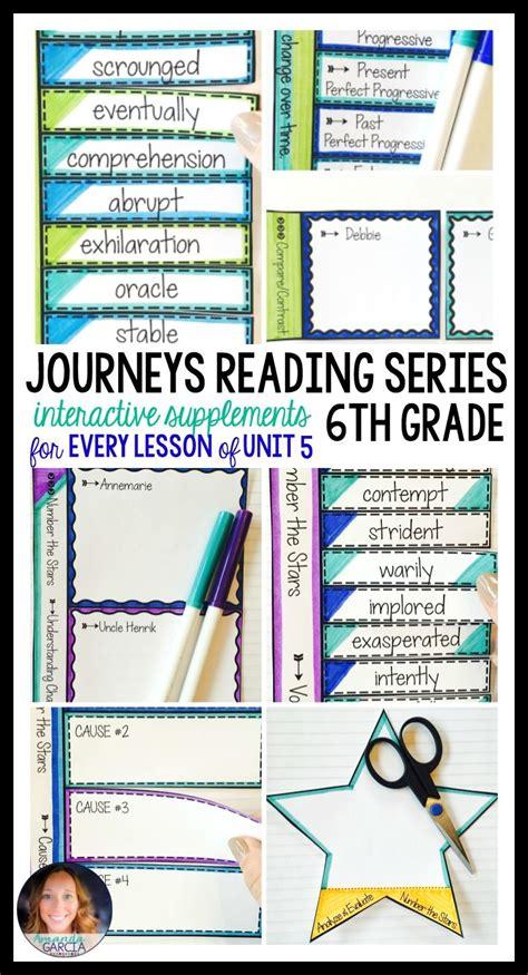 journeys grade  unit  bundle supplemental materials