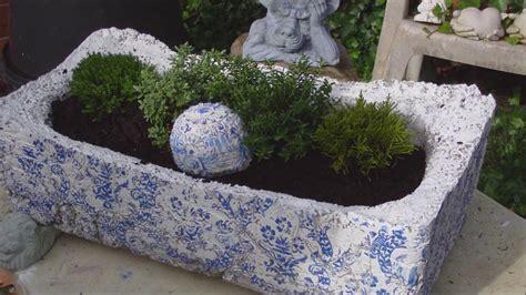 Leichtbeton Selber Machen by Leichtbeton Selbst Herstellen Gartendeko Aus Beton Selber