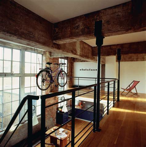 Loft Der Moderne Lebensstilloft Einrichtung Mit Akzent In Rot by Loft Einrichten 92 Verbl 252 Ffende Ideen Archzine Net
