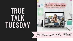 True Talk Tuesday Ferdinand the Bull - YouTube