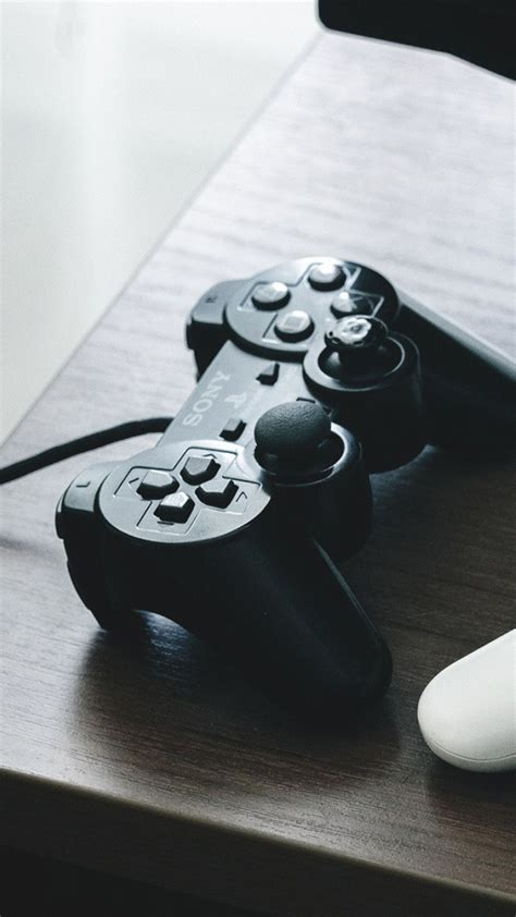 Sony Playstation Controller Iphone 6 Plus Wallpaper
