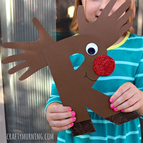 r is for reindeer rudolph alphabet craft for 298 | r is for reindeer craft for kids