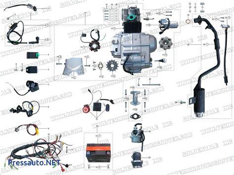 Wheeler Wiring Diagram Loncin Atv Basic Setup
