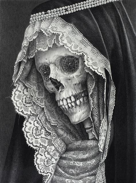 Terra Incognita Laurie Lipton Macabre Art