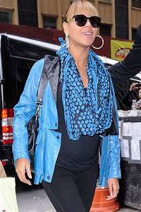 Beyonce Displays Baby Bump In New York Capital