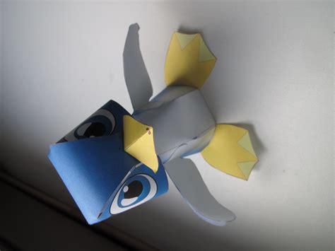 pinguin kostenlose papierfaltfiguren freshdads vaeter